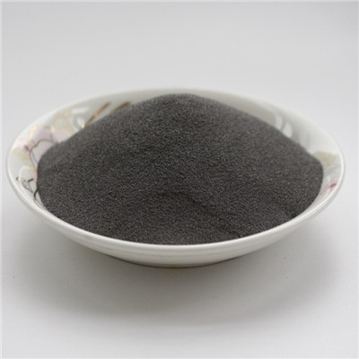 What is the main use of iron powder for sewage treatment ?